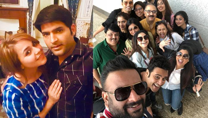Kapil Sharma's Once Rival-Now Friend, Krushna Abhishek Leaves For His And Ginni Chatrath's Wedding