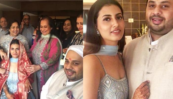 Ishqbaaaz Actress, Additi Gupta's Wedding Celebrations Begin With A Tilak Ceremony
