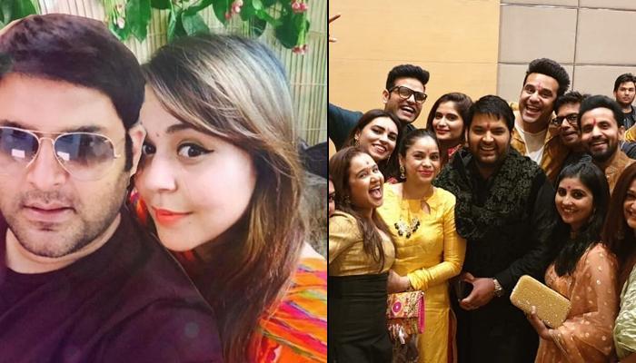 Kapil Sharma's Pre-Wedding Functions Begin With 'Mata Ki Chowki' At His Residence, Video Inside