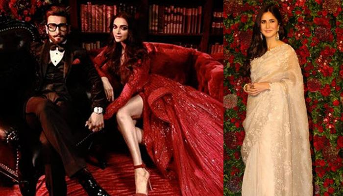 Katrina Kaif And Deepika Padukone Follow Each Other On Instagram, Putting An End To All The Hatred