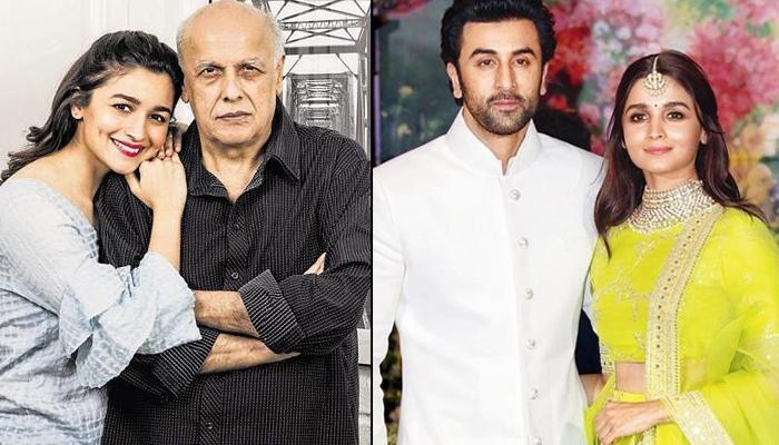 Mahesh Bhatt Finally Confirms Alia Bhatt And Ranbir Kapoor's Relationship, Says 'They Are In Love'