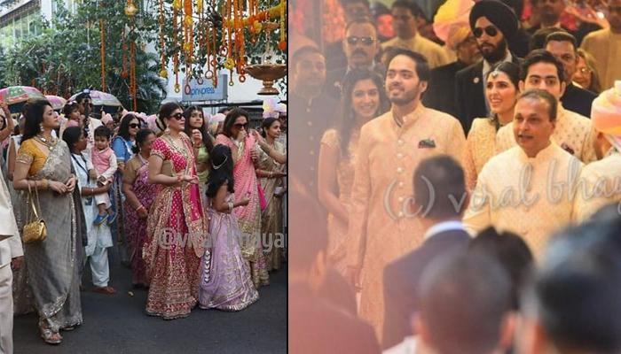 Anand Piramal Has Arrived At Antilia With 'Band Baaja Baaraat', Ambanis All Set To Welcome The Dulha
