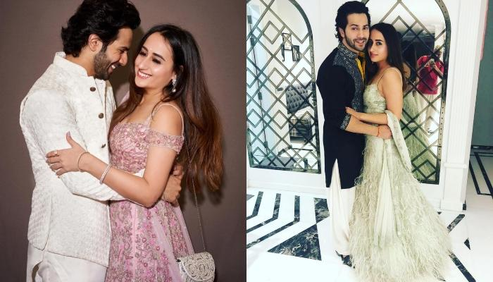 Varun Dhawan Shares A Romantic Moment With Girlfriend Natasha Dalal, Are They Next In Line?