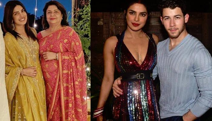 Priyanka Chopra's Mother Madhu Chopra Opens Up On Daughter's 'Just Married' Sindoor, Choodha Look