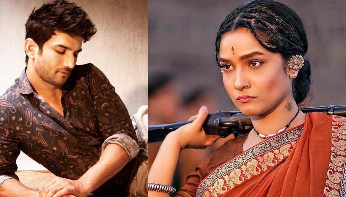 Sushant Singh Rajput Comments On Ex-Girlfriend Ankita Lokhande's First Look From Manikarnika