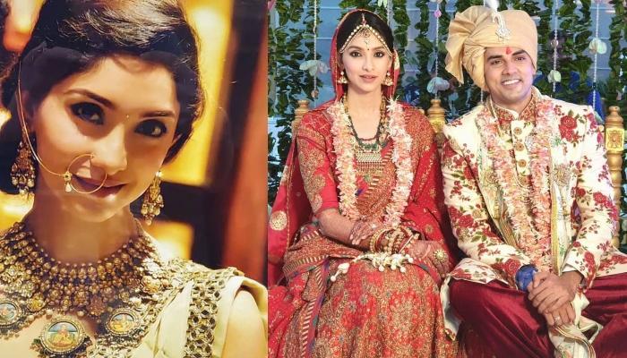 'Kar Le Tu Bhi Mohabbat' Actress Tanvi Vyas Ties The Knot With Actor Harsh Nagar, Pictures Inside