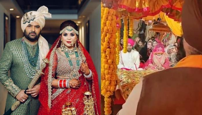 Kapil Sharma And Ginni Chatrath's First Look From Their 'Anand Karaj' Ceremony, Pictures Inside