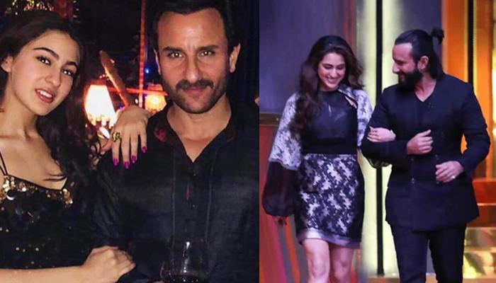 Saif Ali Khan Says His Daughter Sara Ali Khan Is Way Better Than He Was, After Watching Kedarnath