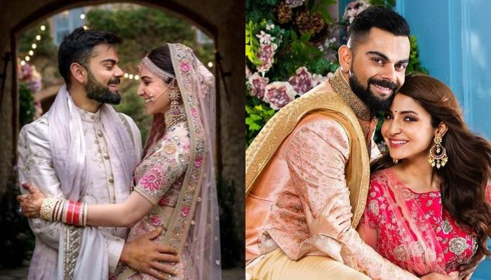 Virat Kohli And Anushka Sharma Celebrated First Anniversary By Picnicking In Perth With Dolphins