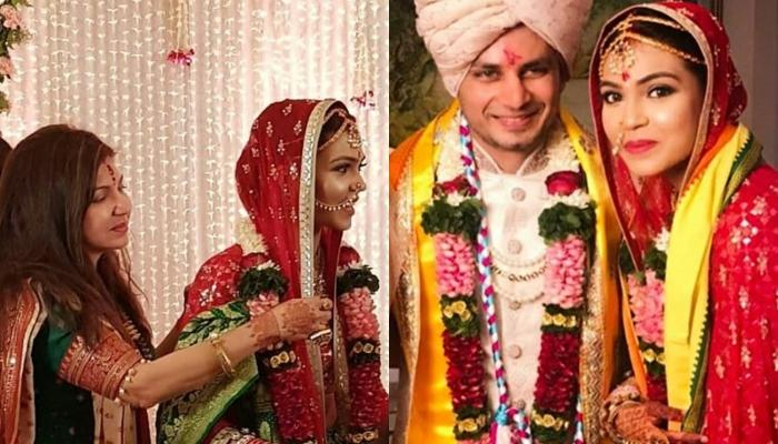 Alka Yagnik's Daughter Syesha Kapoor Ties The Knot With Fiance, Amit Desai, Pics And Videos Inside