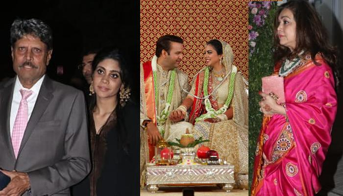 Isha Ambani And Anand Piramal's Wedding Reception, Guests Have Started To Arrive