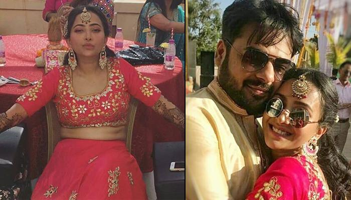 'Chandra Nandini' Fame Shweta Basu Prasad And Rohit Mittal's Pre-Wedding Rituals Begin, Pics Inside