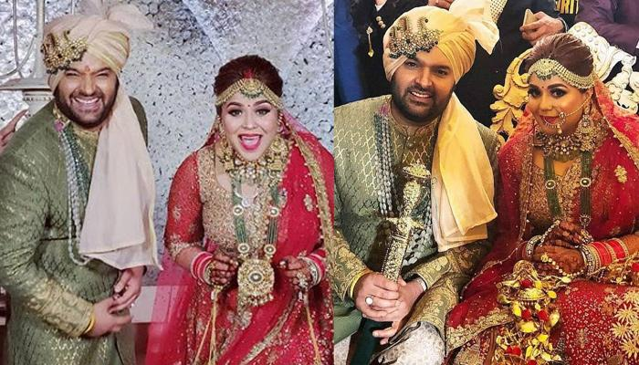 Everything That Happened Inside Kapil Sharma And Ginni Chatrath's Big Fat Punjabi Wedding