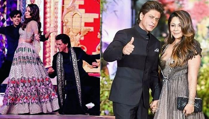 Shah Rukh Khan's Adorable Reaction About Dancing With His Wife, Gauri Khan Is Every Hubby-Wife Ever