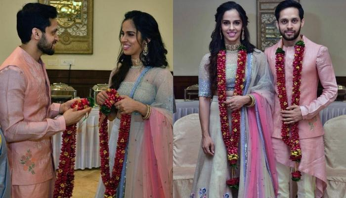 Saina Nehwal And Parupalli Kashyap Are Now A Married Couple, She Calls It The Best Match Of Her Life