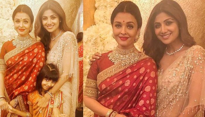 Aaradhya Bachchan Teaches Mom Aishwarya Rai Bachchan And Shilpa Shetty How To Pose, Pics Inside