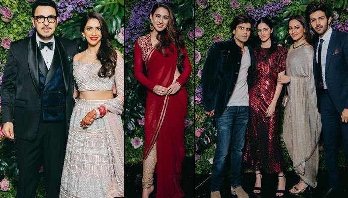 Stree Producer Dinesh Vijan And Pranita Tanwar's Wedding Reception Was A Host To Many B-Town Celebs