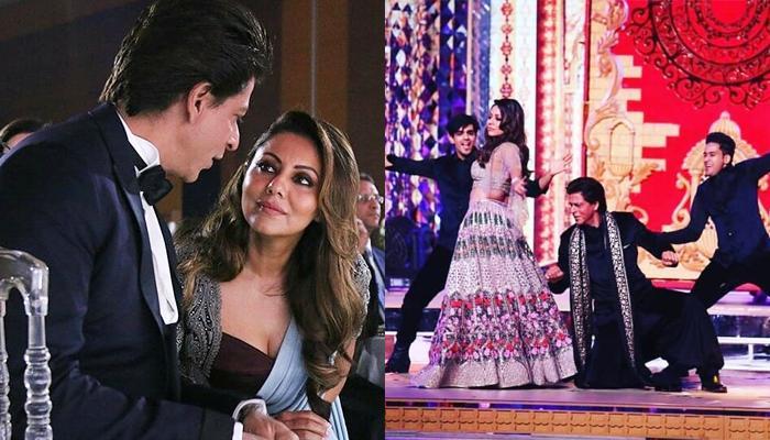 Shah Rukh Khan Calls Wife, Gauri Khan 'Timeless' Seeing Her Dance Pic From Isha Ambani's Sangeet