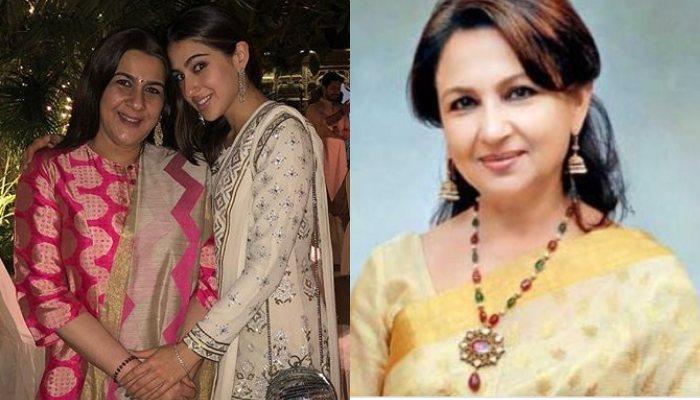 Sara Ali Khan Revealed That Sharmila Tagore Messaged Mom Amrita Singh For Her Kedarnath Performance