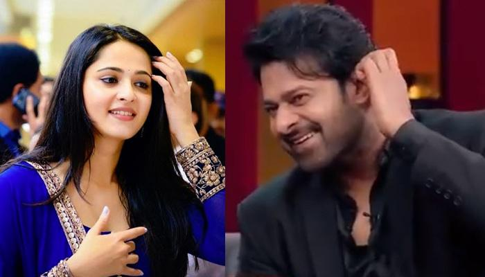 'Baahubali' Star Prabhas Reveals His Relationship Status With Anushka Shetty