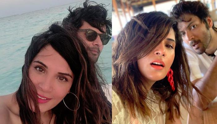 Ali Fazal Surprises Richa Chadha On Her Birthday, Takes Her To Maldives [Pictures Inside]