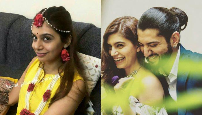 Kunal Jaisingh's Fiancee, Bharati Kumar's Mehendi-Haldi Ceremony Was Done Over Emotions And 'Kabira'