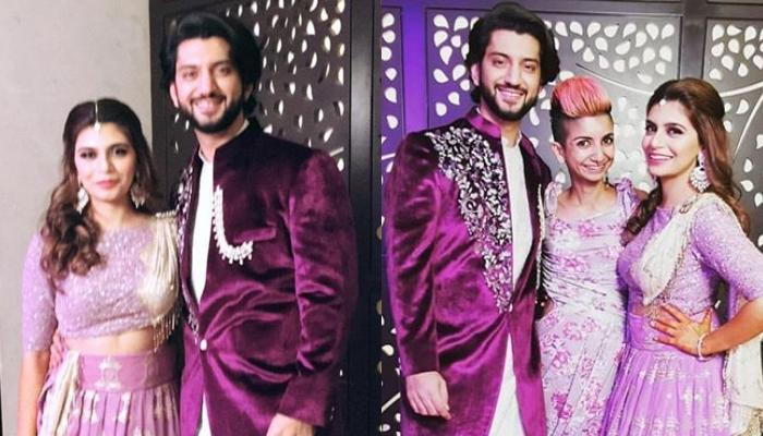 Kunal Jaisingh Gets Down On His Knees To Propose Bharati Kumar On Their Engagement Ceremony [VIDEO]