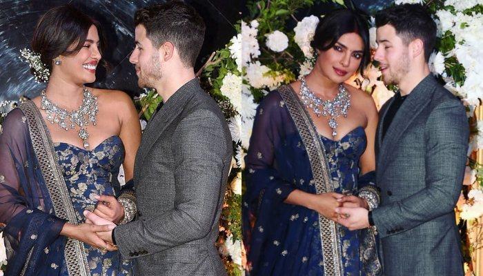 Priyanka Chopra Introduces Husband Nick Jonas In The Most Special Way At Their Mumbai Reception