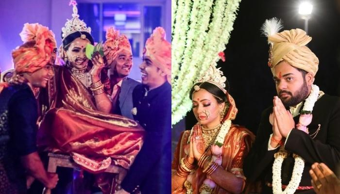 The Complete Wedding Album Of Shweta Basu Prasad And Rohit Mittal's Bengali-Style 'Shaadi'