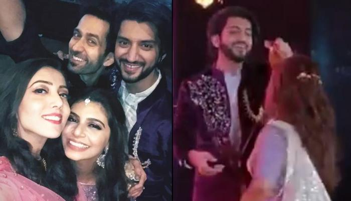 Nakuul Mehta Performs At Kunal Jaisingh And Bharati Kumar's Sangeet Ceremony, Pics And Videos Inside