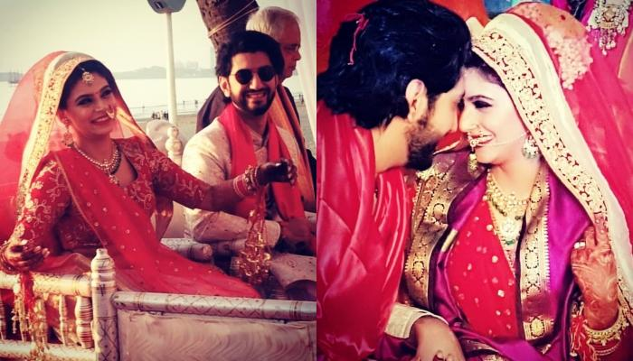 'Ishaqbaaz' Actor Kunal Jaisingh Ties The Knot With Bharati Kumar, Check Out All The Inside Pictures