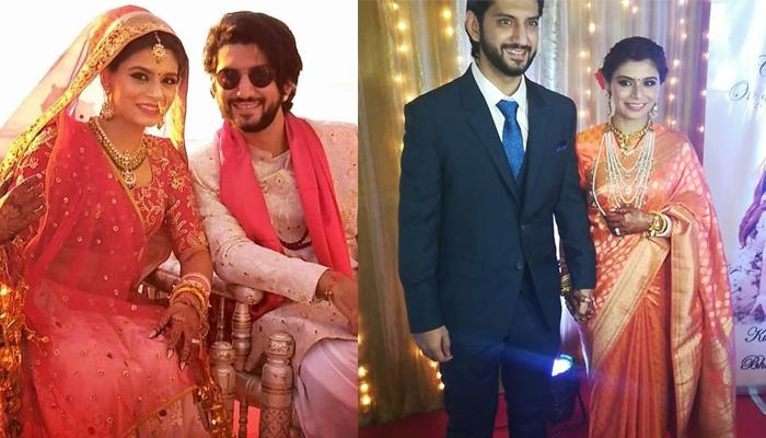 Ishaqbaaz Actor, Kunal Jaisingh And Bharati Kumar's Wedding Reception Pictures And Videos