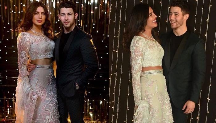 Nick Jonas Is Addressed As 'Jija Ji' By The Paparazzi, Priyanka Chopra Jonas's Reaction Is Priceless
