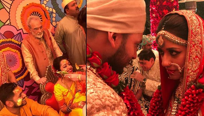 Kulbhushan Kharbanda's Daughter, Shruti Gets Married In A Grand Wedding At Umaid Bhawan Palace