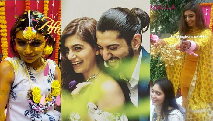 Ishaqbaaz Actor, Kunal Jaisingh And Bharati Kumar's Haldi Ceremony, Pictures Inside
