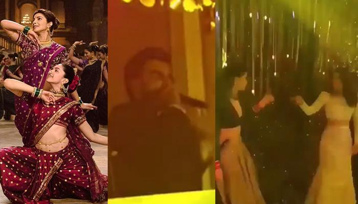Priyanka Chopra And Deepika Padukone Recreate 'Pinga' Moment, Ranveer Singh Dedicates Rap To Her