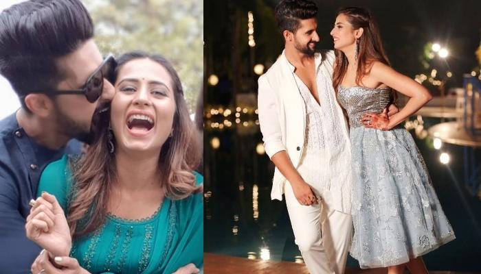 Sargun Mehta's Birthday Post For Husband Ravi Dubey Is All About Love That Needs No Definition