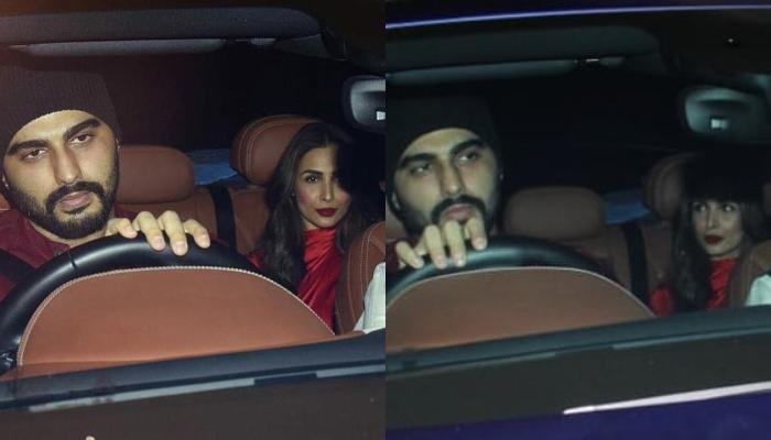 Arjun Kapoor And Malaika Arora Arrive Together For Ritesh Sidhwani's Party, And We Can't Keep Calm