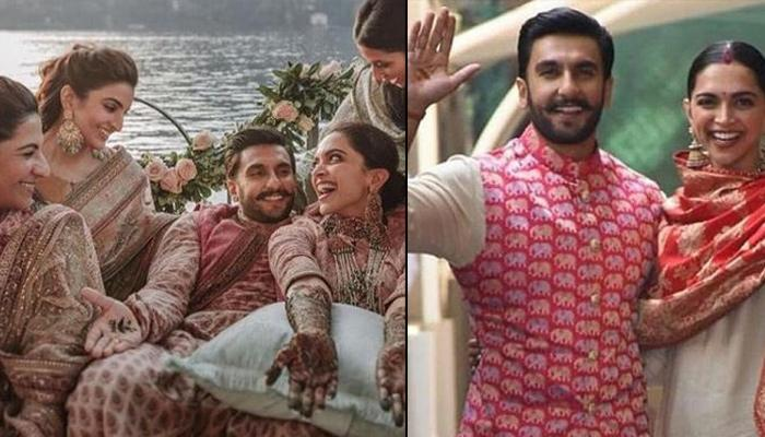 Ranveer Singh's Wedding Mehendi Had An Unbelievable Relevance To Deepika Padukone And His Family