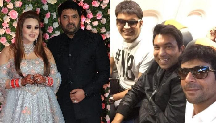 Sunil Grover Skipped Kapil Sharma's Star-Studded Reception Despite The Invitation, Here's Why