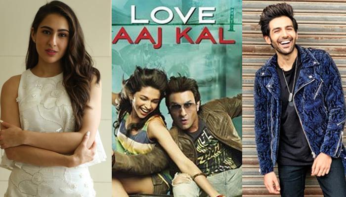 Sara Ali Khan To Play Her 'Crush', Kartik Aaryan's Reel Lover In Dad, Saif Ali Khan's Movie's Sequel