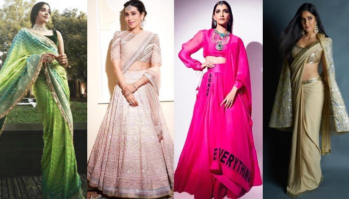 Janhvi Kapoor To Jacqueline Fernandez, Most Stylish Outfits To Steal For Your BFF's Wedding