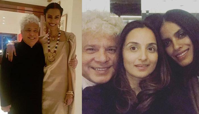 Kalki Koechlin's On-Screen Father Suhel Seth (55) Ties Knot With Model-Actress Lakshmi Menon (27)