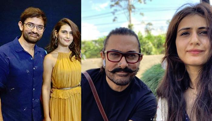 Fatima Shaikh Gives Kickass Reply To Link-Up Rumours With Aamir Khan And She's Absolutely Right