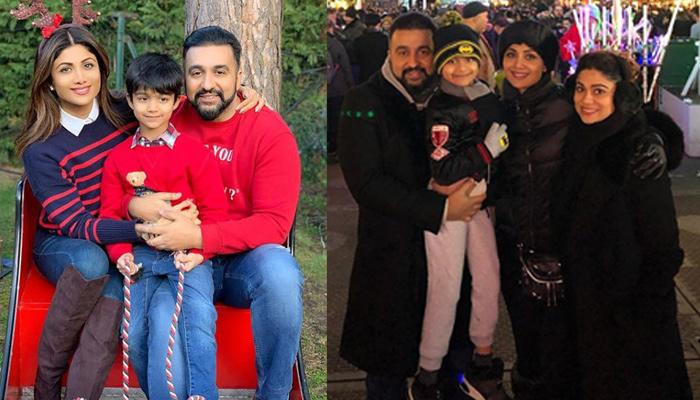 Shilpa Shetty's Dreamy London Holiday With Family Will Make You Want To Pack Your Bags Right Away