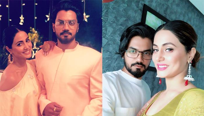 Hina Khan Is Beau Rocky Jaiswal's 'North Star', He Writes A Beautiful Poem For Her
