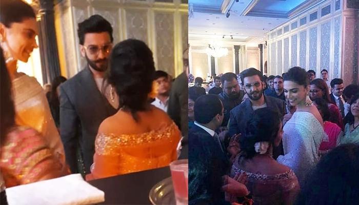 Deepika Padukone And Ranveer Singh Attend A Friend's Wedding, Look Like A Perfect Couple