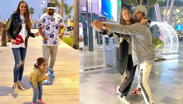 Rannvijay Singha's Family Vacation In Dubai Is Total Fun, Pictures Inside