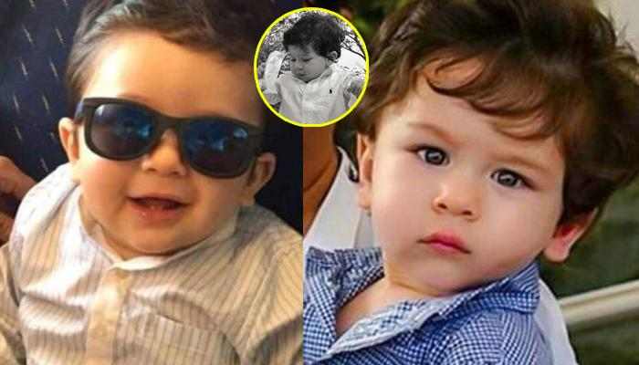 Unseen Picture Of Taimur Playing With His Daddy Saif From His First B'Day Is Not To Be Missed