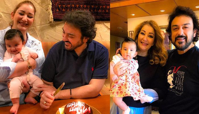 Bollywood Singer Adnan Sami's 8th Wedding Anniversary Wish For Wife Roya Is Full Of Love